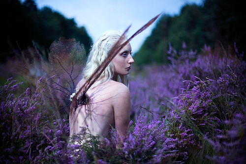 Wonderland 'Euphaeidae' | by Kirsty Mitchell