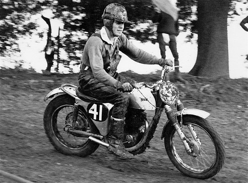 Keith Hickman Hatherton Hall 1966 After Jerry Scott S