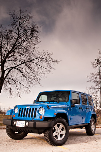 wrangler rubicon | by Es.mond