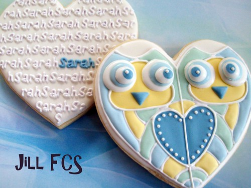 """Love"" Owls 
