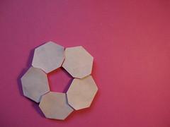 Pentagon Flower 2