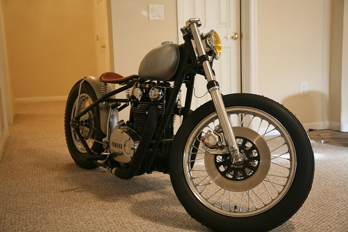 Yamaha XS650 XS-650 Bobber TampaSVT | by tampasvt