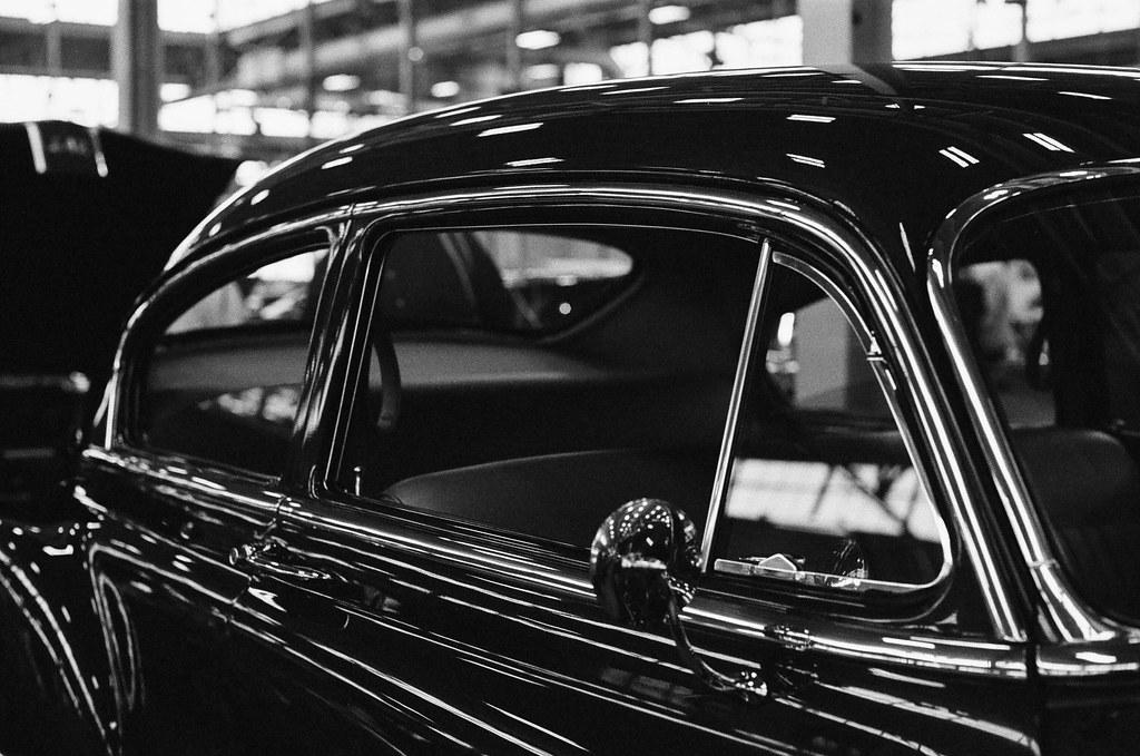 Dark Oldsmobile
