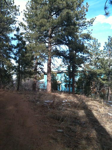 McMansion being built just off the hiking trail | by kafski