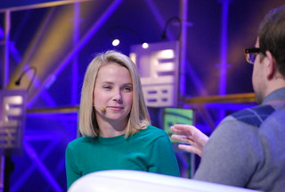 Marissa Mayer, Google | by magnus hoij
