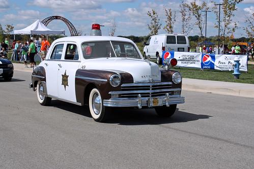 1949 plymouth special deluxe 4 door sedan police cruiser for 1949 plymouth 4 door sedan