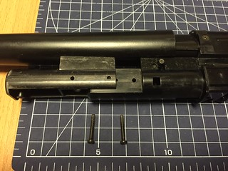 TM M870 breacher outer barrel