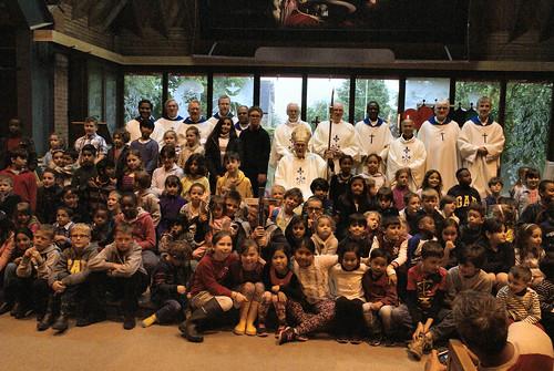 RCDEA Walsingham  Children Pilgrimage May16
