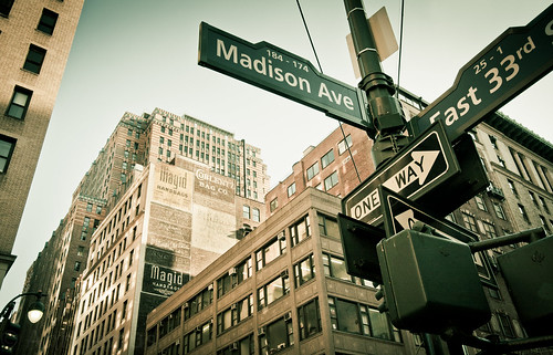 Madison Avenue | by anhgemus