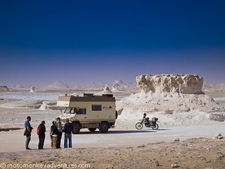 White Desert, Egypt | by maximondo