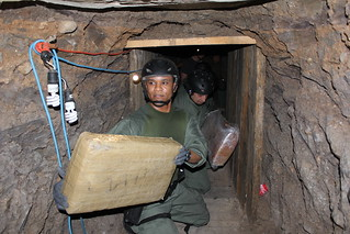 Otay Mesa Drug Tunnel [Image 4 of 4] | by DVIDSHUB