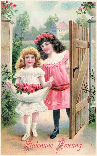 Valentine Postcard | by therusticvictorian