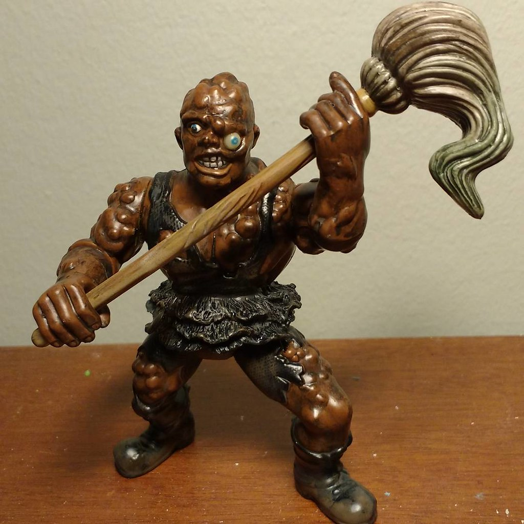 Custom action figures by Stolf - The Toxic Avenger