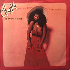 CHAKA KHAN:I'M EVERY WOMAN(JACKET A)