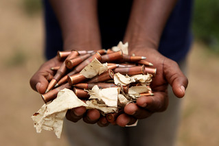UNOCI Conducts Disarmament Operation in Abidjan | by United Nations Photo