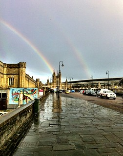Temple Meads Rainbow | by kosso