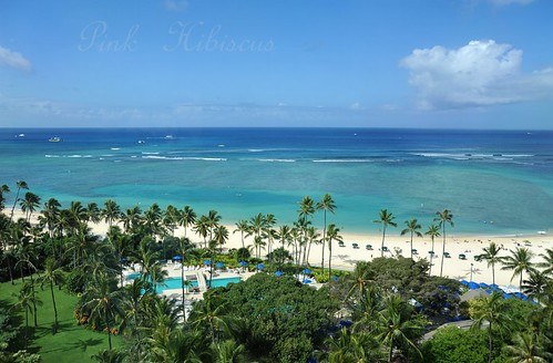 Waikiki Beach | by Pink Hibiscus
