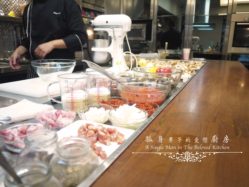 孤身廚房-夏廚工坊賞味班-Marco老師的《地中海超澎湃視覺海鮮》30