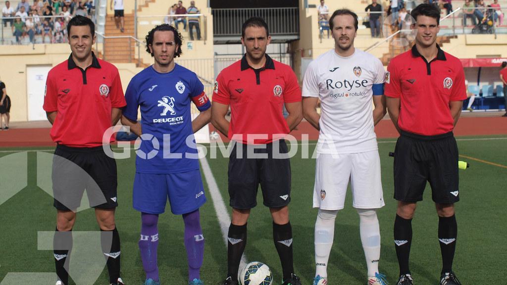 Play off de ascenso a 3ª. CD Segorbe 0-0 CF UE Gandia (04/06/2016), Jorge Sastriques