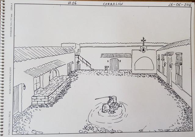 """Cap138 ARQUIMANCHEGUISMOS - VII │ """"Corralón"""""""