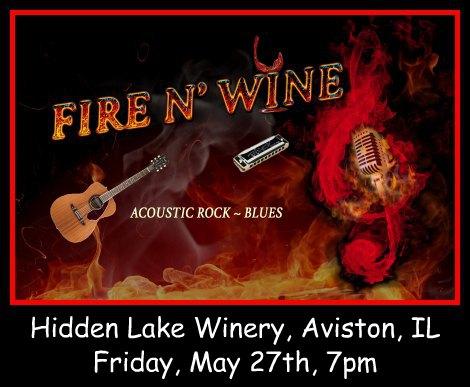 Fire N' Wine 5-27-16