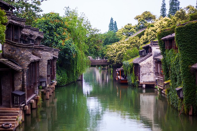 Wuzhen, la Venise chinoise