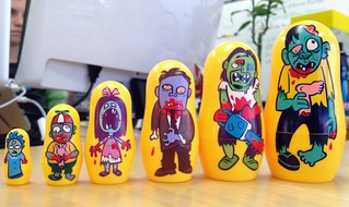 The Zombies on My Desk | by Geoff Livingston