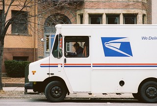 Mail truck | by chase_elliott