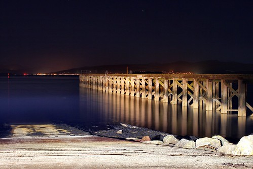 Port Glasgow at Night | by G Bennett Photography