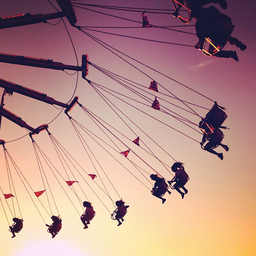 iPhoneography: Summer Swings | by Dirk Dallas