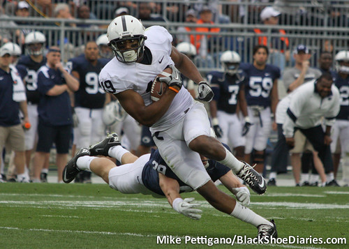 2012 Blue-White Game-74 | by Mike Pettigano