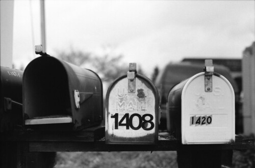 Mailboxes on 130th Ave NE 2 | by KurtClark