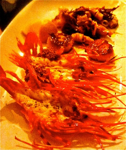 grilled prawns | by jayweston@sbcglobal.net
