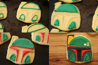 star wars cookies 4 yoda | by crumblycookie