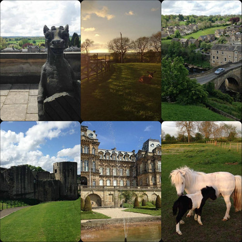 Barnard Castle collage2