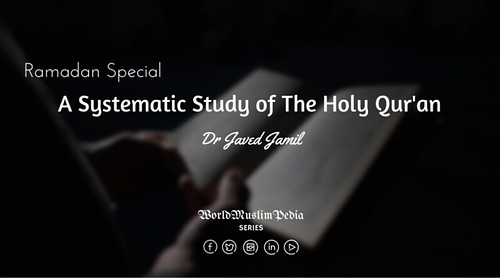 A Systematic Study of The holy Qur'an
