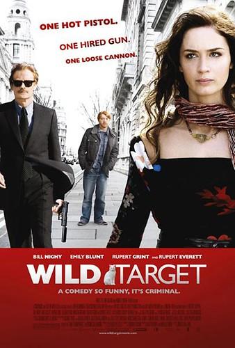 狂野目标 Wild Target (2010)海报