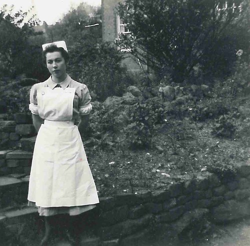 Noreen Shaw by Nurses Home 1954 | by Voices Through Corridors
