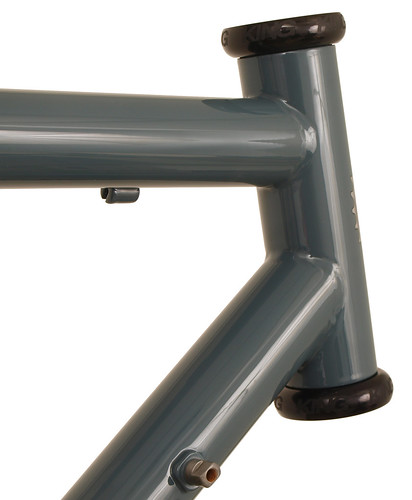 Head Tube - Gunnar Sport in Battleship Gray | by Gunnar Cycles