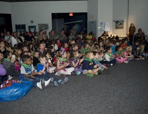 Beautiful Earth at Goddard Visitor Center   At the ...