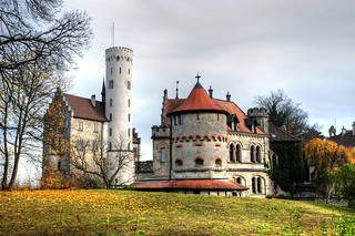 Castle Lichtenstein / Germany | by Habub3