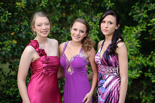 JROTC Military ball girls | by Jamie Worley