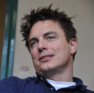 John Barrowman | by Ann Giles