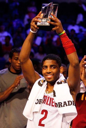 Kyrie MVP (Rising Stars NBA-AllStar Weekend) | by Cavs History