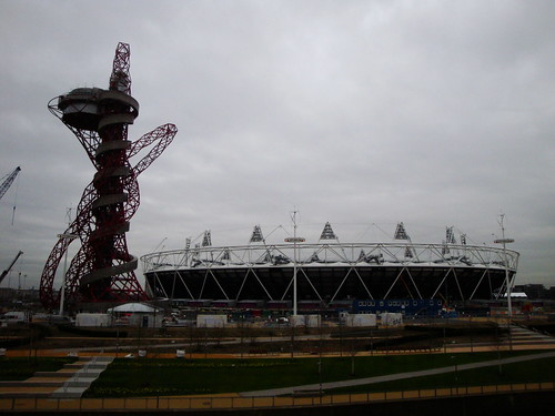 London 2012 Olympic Stadium | by franksteiner