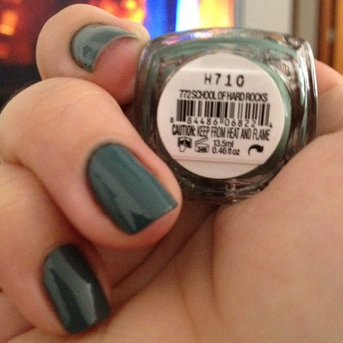 esmalte Essie School of Hard Rocks | by Carol BSB