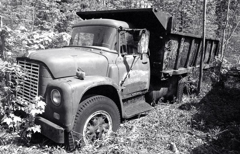 Lost Dump Truck