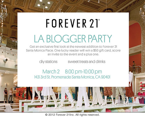 Final blogger party | by DulceCandy 87