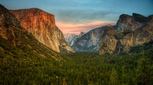 Yosemite Valley View | by Stuck in Customs