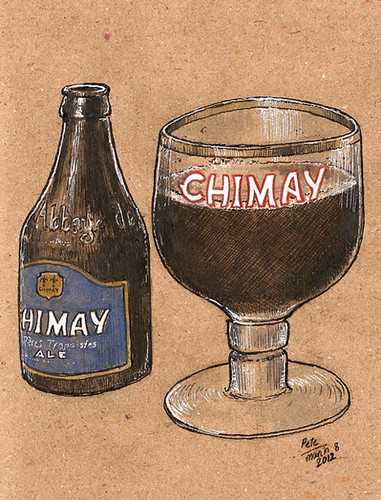 chimay bleu | by petescully